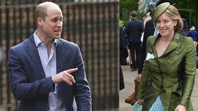 Drsné hádky královských sourozenců: Výčitky Williama kvůli nevěře!