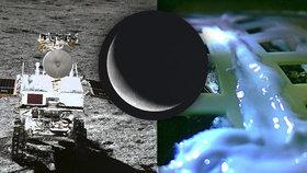 Číňanům na odvrácené straně Měsíce vyklíčila bavlna. Zadaří se i řepce?
