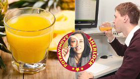 Ananasové džusy pod lupou: Přimíchali do nich výrobci i šťávu z jiného ovoce?