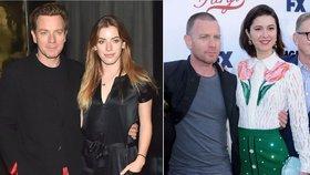 Dcera herce Ewana McGregora ho veřejně nazvala kret*nem! Pak se začala omlouvat...