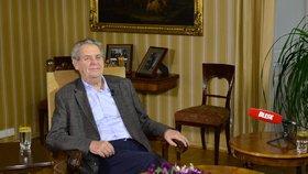 Šéf Zemanovy ochranky končí. Prezident přiznal Blesku: Zřejmě došlo k šikaně