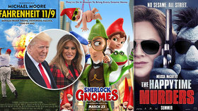Zlaté maliny 2018: Ovládli je plyšáci! Mezi nominovanými jsou i Donald a Melania Trumpovi!