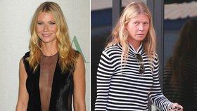 Jindy dokonalá Gwyneth Paltrowová šokovala: Nenalíčená tvář odhalila hluboké vrásky!