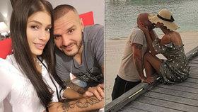 Jasmina Alagičová o vztahu s Rytmusem: Patrik říkal, že to jednou pochopíte!