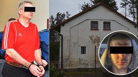 Znásilnil dítě a utopil kamaráda v jímce! Soud ho poslal na výjimečných 28 let do vězení