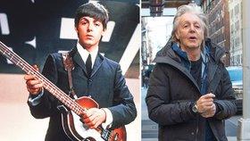 Paul McCartney šokuje vzhledem! Takhle se fanouškům ještě neukázal