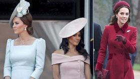 Kate dál nesnesla pohled na Meghan: Emotivní telefonát vévodkyň!