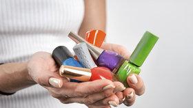 Máte doma staré laky na nehty? Na tohle je ještě skvěle využijete!