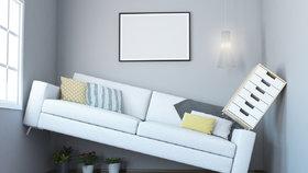 Málo místa v bytě? Tenhle chytrý nábytek se vám bude určitě hodit!
