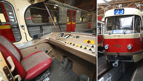 """Tramvaj pro sovětské soudruhy se vrací na pražské koleje. Unikát bude jezdit na """"dvojce"""""""