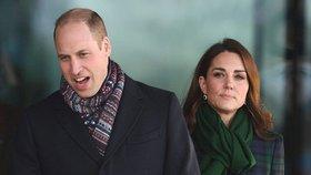 Vévodkyně Kate promluvila o čtvrtém dítěti a řekla, co na to princ William!