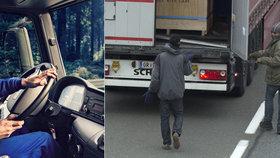 Českému řidiči za převoz migrantů v Calais zpřísnili trest: Dva roky vězení