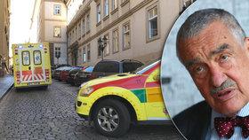 """Strach o knížete: Schwarzenberga čeká náročná operace srdce. """"Ještě žiju,"""" vzkazuje"""