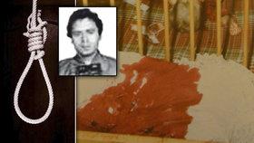 30 let od poslední české popravy: Vladimír Lulek (†35) o Vánocích pozabíjel celou rodinu! Dostal provaz