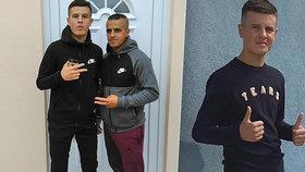 Fotbalista Mário (†15) prohrál boj o život. Rodičům zemřel v náručí