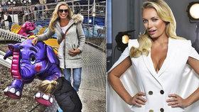 Každým dnem můžu na Nově skončit, šokovala Lucie Borhyová!