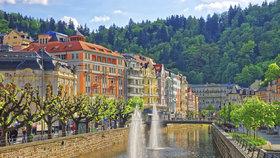 Lázně Karlovy Vary: Vyberte si z více než 100 balíčků a wellness dopřejte i svým dětem!