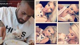 Zápasník MMA Karlos Vémola: Klidně se nají z talíře se psem!