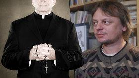 Tisíce zneužitých dětí kvůli celibátu? Kněz zmínil vychýlenou sexualitu v církvi
