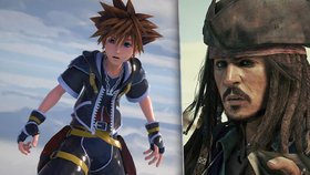 Videohra, která chytí za srdce. Recenze Kingdom Hearts III