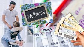 Vyznáte se v benefitech? K čemu využít stravenkovou a volnočasovou platební kartu?