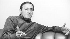 Michal Dočolomanský (†66) před smrtí plakal na rameni kolegy: Přestaly se mu líbit ženy!