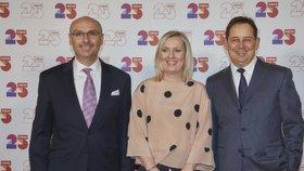 Televize Nova mění vedení. Německého šéfa vystřídají dva Češi