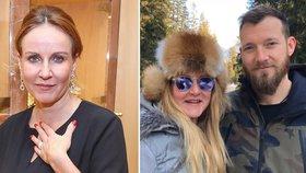Vendula Pizingerová na horách: Místo helmy pravou kožešinu!