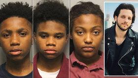 Rockového zpěváka zastřelilo pět dětí (12–16): Odmítl jim dát klíčky od svého auta