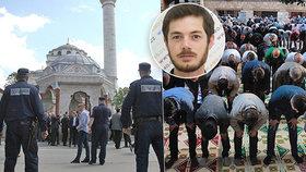 I Čechy děsí nové mešity na prahu EU. Džihádisté hrozí hlavně v Bosně, varuje expert