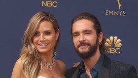 Manžel Heidi Klumové (47) Tom (31) sdílel pikantní detail: Jak moc je vybavený?!