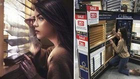 Fotograf odhalil tajemství krásných fotek: Většinu z nich dělá v hobby marketech nebo před televizí