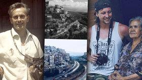 Cestovatelé z Plzně po vzoru Miroslava Zikmunda (100) projeli svět: Vytvořili kopie jeho nejslavnějších fotografií!