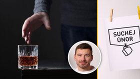 """""""Chlast je národní sport,"""" varuje pořadatel Suchýho února. Bez alkoholu se zlepší sex i pleť"""