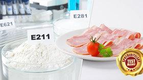 Spotřebitelský test anglických slanin: Který výrobce sype nejvíc éček?