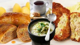 Do boje proti chřipce! Kapusta třikrát jinak: Jako polévka, závitky i karbanátky!