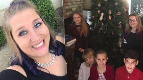 Matka chtěla zachránit děti z hořícího domu, ale sama zemřela: Sirotkům už nikdo nezbyl
