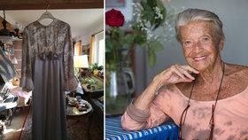 Zdeňka Procházková se chystá na vídeňský Ples v Opeře: Provětrá přes 60 let staré šaty od Podolské