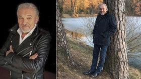 """Karel Gott: Žiju! První foto poté, co ho """"pohřbili"""""""