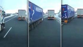 Šílený český kamioňák, který ohrozil autobus: Němci řekli, za co ho budou soudit!
