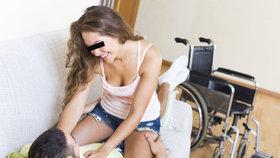 Sexuální asistentka Katka (37): Někteří handicapovaní si nás pletou s prostitutkami