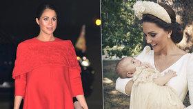 Meghan nebude svobodná ani při porodu! Co se stane, až dítě přijde na svět?