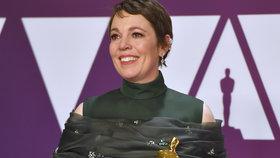 Kdo je Olivia Colmanová? Jak uklízečka získala Oscara!