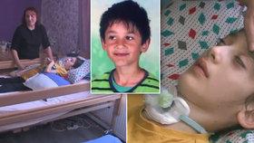 Patrik (13) přežil zásah blesku: Je však uvězněn ve svém těle! Nemůže se pohnout, ani promluvit