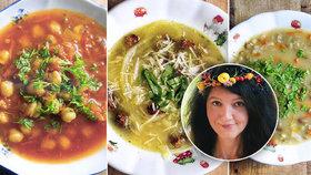 """Jste """"polévkoví""""? Kuchařka ze Svatojánu vydala novinku plnou receptů od jara do zimy!"""