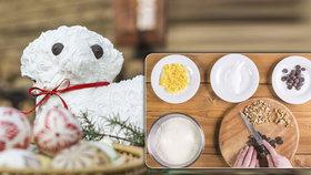 Cukrářka z Valašska radí: Velikonoční beránek krok za krokem! Takhle se vám povede