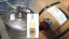 V lahvích je Pálava, v sudech patok! Vinotéky falšují oblíbené víno