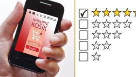 Nakupujete podle recenzí? Internet zaplavily falešné. Co na to české e-shopy?
