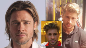 Český Brad Pitt, model Jakub Kochta: Od hollywoodského herce k nerozeznání!