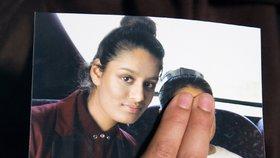 Nevěsta ISIS (20) bojuje o občanství. Její právníci vyšli Brity už na 890 tisíc